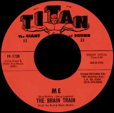 the brain train - me /// listen to it on http://radioactive.myl2mr.com /// plattenkreisel - circular record shelf, dj booth, atomic cafe, panatomic, records, rod skunk, vinyl, raregroove, crate digging, crate digger, record collection, record collector, record nerd, record store, turntable, vinyl collector, vinyl collection, vinyl community, vinyl junkie, vinyl addict, vinyl freak, vinyl record, cover art, label scan