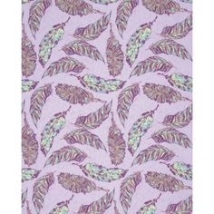 Tina Givens - Feather Flock - Feather Flocks - Lilac