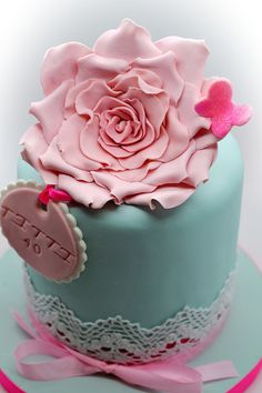 Un pastel muy chulo!!!