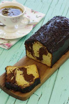 Cinco Quartos de Laranja: Bolo de chocolate e manteiga de amendoim