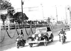 Inauguración de la Avenida Libertador. Foto: Archivo Fotográfico/Cadena Capriles