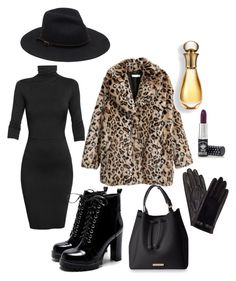 Sexy mama by havelinka on Polyvore featuring Undress, John Lewis and Manic Panic NYC