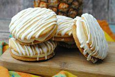Pineapple Woopie Pie