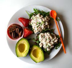 LCHF lunch inspiration