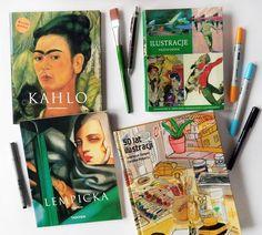 #books #art #frida #kahlo #illustration