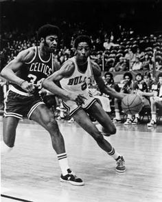 Chicago Bulls - Mickey Johnson : 1974-1979