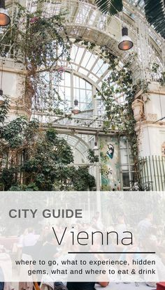 Vienna City Guide - Discover where to go, what to experience, hidden gems, where to eat, and what to eat in Europe's most beautiful capital city. Hidden Places, Oh The Places You'll Go, Places To Travel, Travel Destinations, Travel Europe, Travel Diys, Travel Party, Cheap Travel, Greece Travel