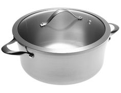 Calphalon Contemporary Stainless 612Quart Sauce Pot with Glass Lid ** Want additional info? Click on the image.