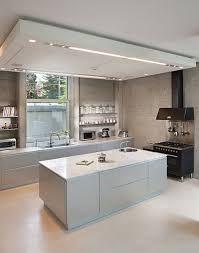 25 Modern Kitchen Ceiling Design For Amazing Kitchen Decoration Ideas Kitchen Ceiling Design, Kitchen Ceiling Lights, Interior Design Kitchen, Ceiling Lighting, Bulkhead Ceiling, Pendant Lighting, Industrial Kitchen Island, Kitchen Island Lighting, Big Kitchen