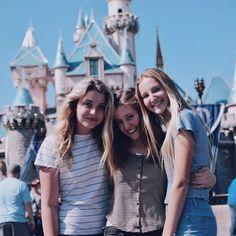 best friends at Disneyland
