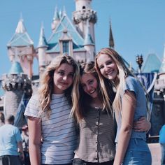 best friends at Disneyland