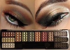 12 Colors Professional  Makeup Cosmetic Eyeshadow Eye Shadow Palette Set 2 New #BeautyTreats