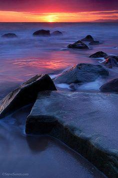 Faria Beach, near Ventura,California