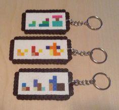 Pixelmon Keychains by Werbenjagermanjensen