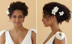 vintage updo wedding hairstyles black - Google Search