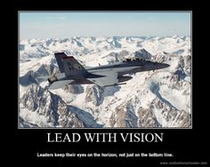 Lead with vision www.synergystrategies.com executive leadership coaching & business training