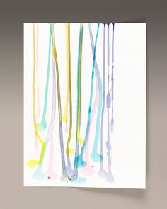 Stripes With Gravity lesson plan- combine with art- gravity lesson