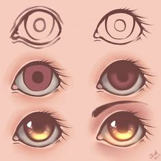 Рисуем глаза кукле - Страница 7 - Форум