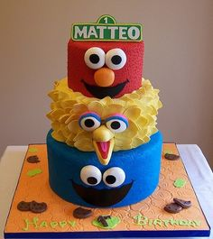 cool cake for baby