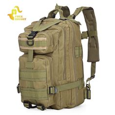 Sports & Entertainment 600d Outdoor Sports Bag Shoulder Military Camping Hiking Bag Tactical Cross Body Backpack Utility Travel Hiking Trekking Bag 2019 Latest Style Online Sale 50% Camping & Hiking
