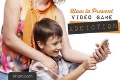 The signs of video game addiction can be subtle or obvious—and you can see them in kids as young as two. Prevent video game addiction in your kids so that they can enjoy all the rest that life has to offer. #parenting #advice #videogames