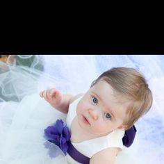Baby - flower girl dress