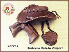 Conjunto Campero, color marrón