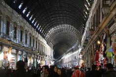 Damascus, Syria Hamediyyeh Bazaar