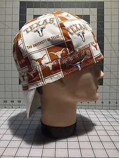 Welding Cap Size XL/7.5 University Of Texas Longhorns