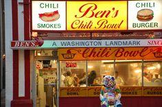 washington dc | ben's chili bowl