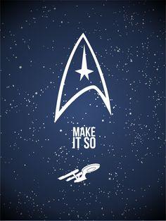 Star Trek, Make it So