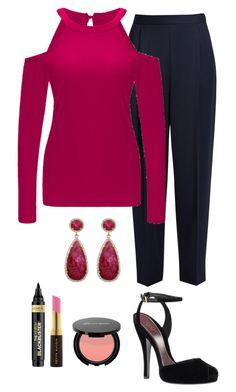 """Girl Boss"" by perlagellamor on Polyvore featuring moda, The Row, Gucci, Susan Hanover, Kevyn Aucoin y L'Oréal Paris"