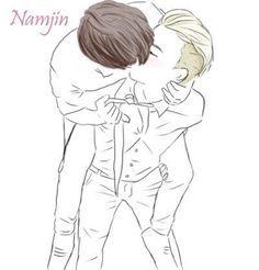 Kim Namjoon e Kim Seokjin são amigos desde que nasceram,tiveram os primeiros passos juntos,a primeira briga,e o primeiro beijo.Mas a família de Seokjin teve que se mudar,fazendo com que os dois se separassem aos 12 anos de idade.Agora aos 17 anos,eles voltaram a se falar e a estudar juntos.Será que aquele amor puro e inocente,ainda existe?