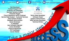 Take A Major Step To Your Success  We're looking for Game Developer, Character Rigger, IT Helpdesk and more!   Visit our website http://sysgen.com.ph/it-job-openings-philippines/ for the complete list and job details. You can also send your resume to hr-fb@sysgen.com.ph