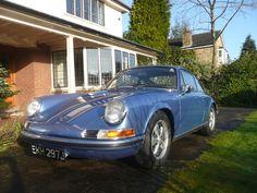 1971 Porsche 911T 2.2 Coupe - Silverstone Auctions