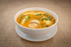 An absolute classic in thai cuisine: Tom Yum soup 🍲👍 . #tuktukeatasia #tuktukbucharest #eatasia #foodofbucharest #restaurantofbucharest #bucharest #bucuresti #romania #asianfood #asianculture #southeastasia #tuktuk #tomyum #tomyumsoup Thai Red Curry, Ethnic Recipes, Food, Essen, Meals, Yemek, Eten