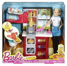 Barbie Food at Walmart | Barbie I can be Cooking Teacher ...