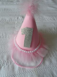 Chapéu Parabéns para Smash the Cake