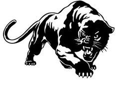 Rear Window Decals, Window Stickers, Car Stickers, Car Decals, Vinyl Decals, Wall Decal, Wild Panther, Panther Car, Art Romantique