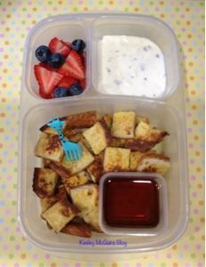 MOMables Monday - Cinnamon French Toast {Gluten Free}