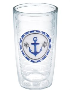Tervis Tumbler - New Nautical Anchor Tumblers, Mugs, Cups