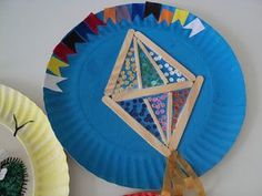 Diy Paper, Paper Crafts, Teaching English, Kindergarten, Decorative Plates, Preschool, Activities, Education, Junho