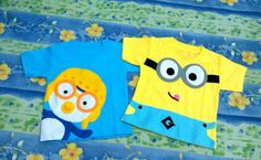 Pororo and minion