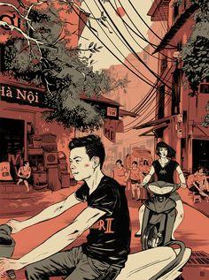 Hanoi 2014 by Lauren O'Neill