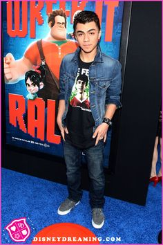 "Adam Irigoyen At Walt Disney Pictures ""Wreck-It Ralph"" Movie Premiere"