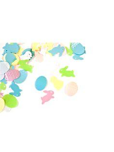 Coriandoli da tavola colorati per Pasqua su VegaooParty, negozio di articoli per feste. Scopri il maggior catalogo di addobbi e decorazioni per feste del web,  sempre al miglior prezzo!