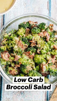 Low Carb Recipes, Diet Recipes, Cooking Recipes, Healthy Recipes, Ham Recipes, Keto Veggie Recipes, Best Salad Recipes, Summer Salad Recipes, Appetizers