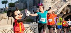 Run the Disneyland Paris Half Marathon This Year!
