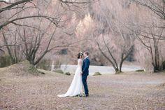 Queenstown Winter Wedding, New Zealand - @alpineimageco @simplyperfect