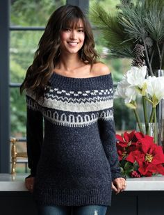 ce834fe75fad9 46 Best Maternity Sweaters images